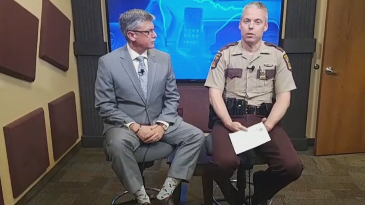 State Patrol takes to Facebook Live to answer FAQs about new hands-free law